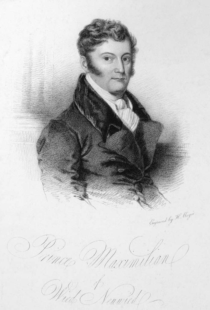 Alexander Philipp Maximilian, prince of Wied-Neuwied